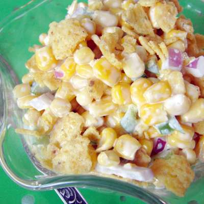 Paula Deen's Corn Salad - RecipeNode.com