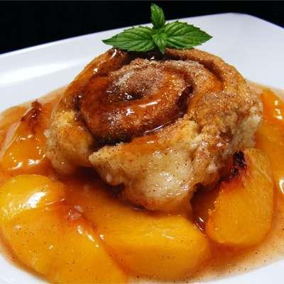 Peach Whirligigs - RecipeNode.com