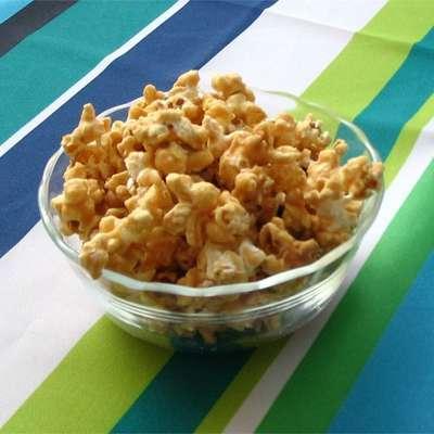 Peanut Butter Popcorn - RecipeNode.com