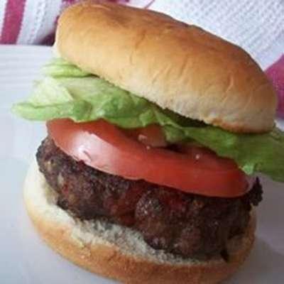 Pepperoni Burgers - RecipeNode.com