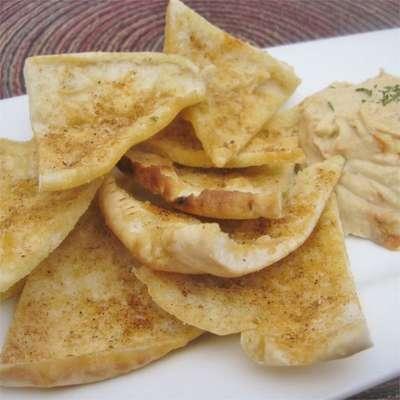 Perfect Pita Chips - RecipeNode.com