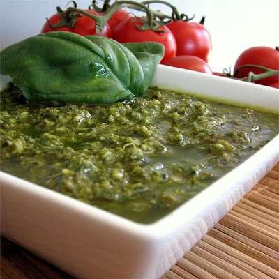 Pesto Sauce - RecipeNode.com