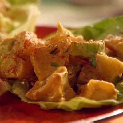 Picnic Potato and Chicken Salad - RecipeNode.com