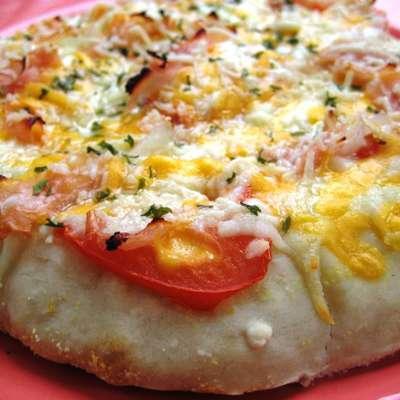 Pizza Dough for Thin Crust Pizza - RecipeNode.com