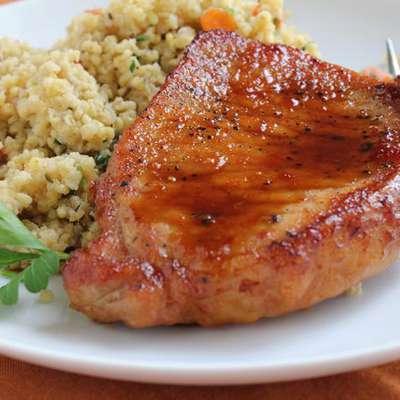Pork Chops Yum-Yum - RecipeNode.com
