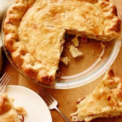 Potato-Bacon Torte - RecipeNode.com