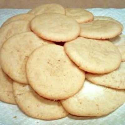 Powdered Sugar Cookies I - RecipeNode.com