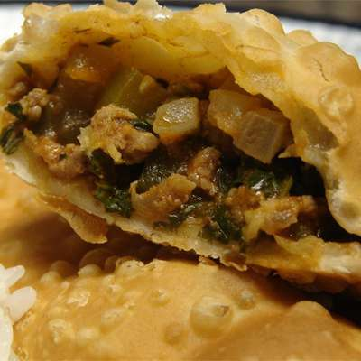Puerto Rican Meat Patties - RecipeNode.com