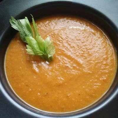 Pumpkin and Sausage Soup - RecipeNode.com