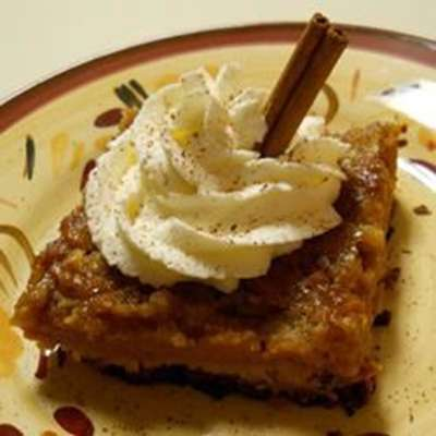 Pumpkin Pie Cake - RecipeNode.com