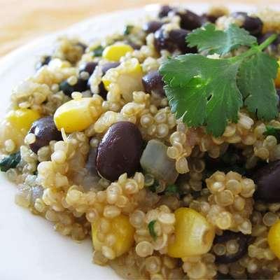 Quinoa and Black Beans - RecipeNode.com