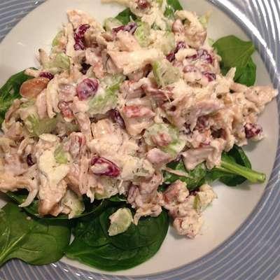 Rachel's Cranberry Chicken Salad - RecipeNode.com