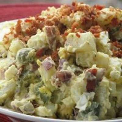 Red Skinned Potato Salad - RecipeNode.com