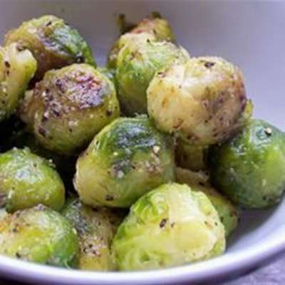 Roasted Brussels Sprouts - RecipeNode.com