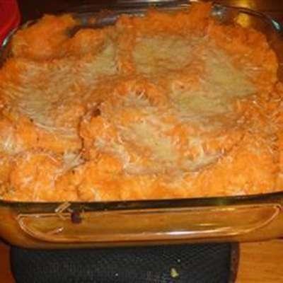 Rosemary Mashed Potatoes and Yams - RecipeNode.com