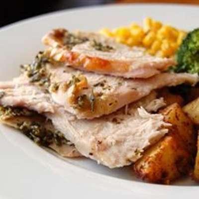 Rosemary Roasted Turkey - RecipeNode.com