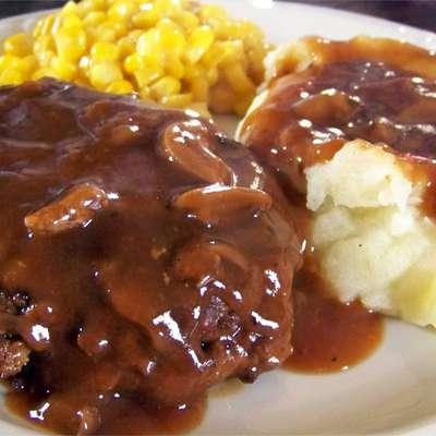 Salisbury Steak - RecipeNode.com