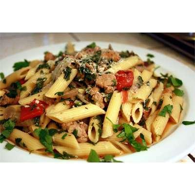 Sausage Pasta - RecipeNode.com