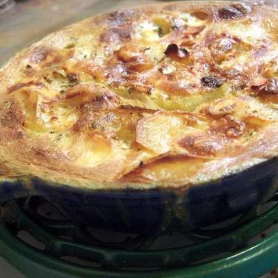Scalloped Potatoes - RecipeNode.com
