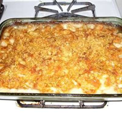 Scrumptious Beef and Potato Casserole - RecipeNode.com