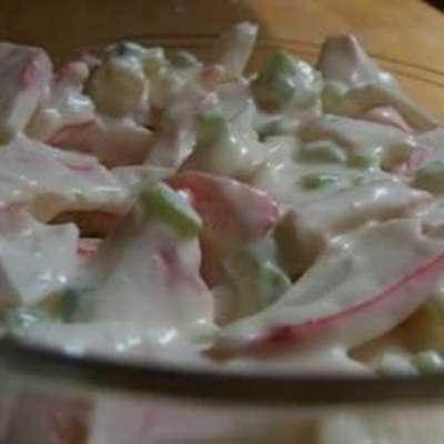 Seafood Salad III - RecipeNode.com