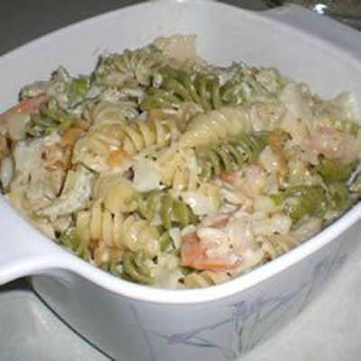 Seafood Salad Supreme - RecipeNode.com