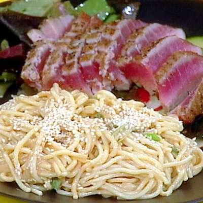 Sesame Noodles - RecipeNode.com