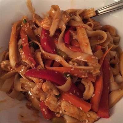 Shanghai Noodle Salad - RecipeNode.com