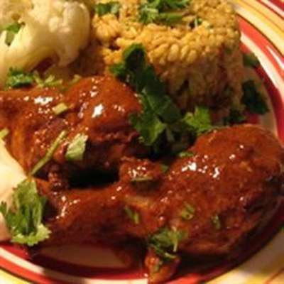 Shish Tawook Marinated Chicken - RecipeNode.com