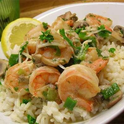 Shrimp Scampi - RecipeNode.com