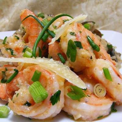 Shrimp Verde - RecipeNode.com