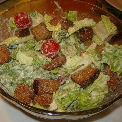 Simple Caesar Salad Dressing - RecipeNode.com