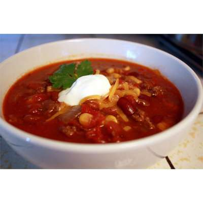 Slow Cooker Taco Soup - RecipeNode.com