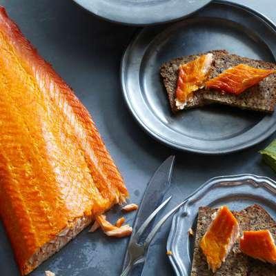 Smoked Salmon - RecipeNode.com
