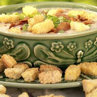 Smoky Portobello Soup - RecipeNode.com