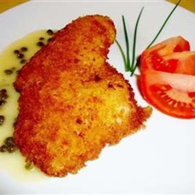 Sole In Butter Sauce - RecipeNode.com