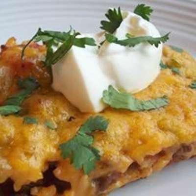 Spanish Rice Bake - RecipeNode.com
