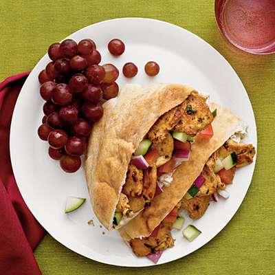 Spicy Chicken Shawarma - RecipeNode.com