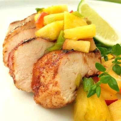 Spicy Garlic Lime Chicken - RecipeNode.com