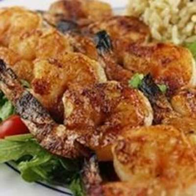 Spicy Grilled Shrimp - RecipeNode.com