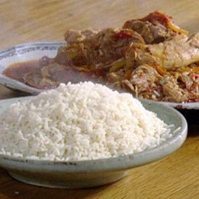 Spicy Pork and Chili-Pepper Goulash - RecipeNode.com