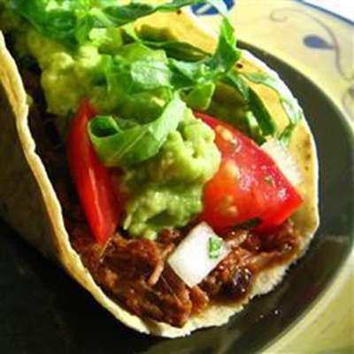 Spicy Shredded Beef - RecipeNode.com
