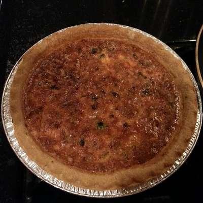 Spinach and Bacon Quiche - RecipeNode.com