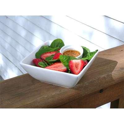 Spinach and Strawberry Salad - RecipeNode.com