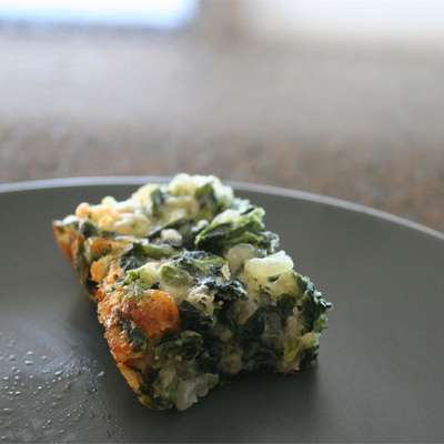 Spinach Brownies - RecipeNode.com