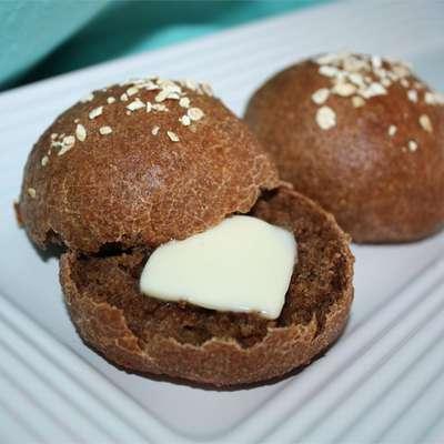 Steakhouse Black Bread - RecipeNode.com