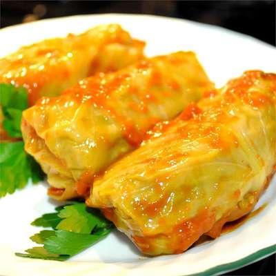 Stuffed Cabbage Rolls - RecipeNode.com