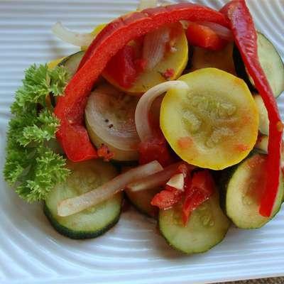 Summer Vegetable Ratatouille - RecipeNode.com