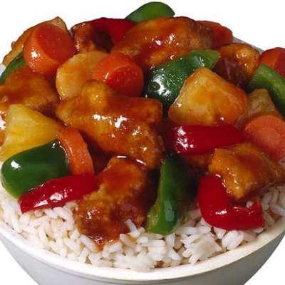 Sweet and Sour Chicken - RecipeNode.com
