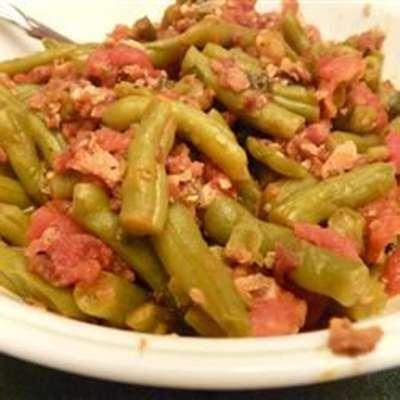 Sweet Italian Green Beans - RecipeNode.com